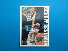 1995-96 Panini NBA Basketball Sticker N.200 Benoit Benjamin Vancouver Grizzlies