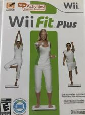Wii Fit Plus Fitness Disc # 466A