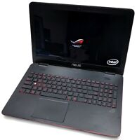 Bad Keyboard ASUS ROG GL551JM-DH71 15.6 Laptop i7-4710HQ 2.5GHz 16GB RAM 1TB HDD