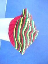 5 pcs lot wholesale rasta hat raggea hippie hats caps*Ship From US/Canada*
