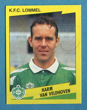FOOTBALL 98 BELGIO Panini -Figurina-Sticker n. 246 - VAN VELDHOVEN - LOMMEL -New