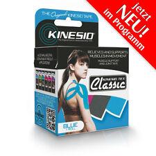 Kinesio Tex Classic Blau  Kinesiologie Rheuma Kinseo Physiotape Tape taping