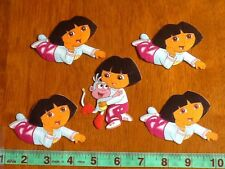 Dora the Explorer Fabric Iron On Appliques (style#7)