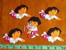 Dora the Explorer Fabric Iron On Appliques (style#7)
