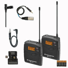 Sennheiser EW112-p G3 Wireless Microphone System with ME2 - A (516-558 MHz)