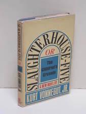 Slaughterhouse Five Or The Children's Crusade: A New Novel by Kurt Vonnegut Jr.