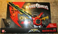 POWER RANGERS SUPER NINJA STEEL NINJA MASTER BLADE 43731 COCKPIT CONTROL SWORD