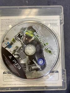 Tom Clancy's Splinter Cell: Blacklist (Sony PlayStation 3, 2013) - PS3