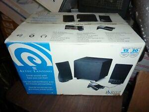 BRAND NEW! IN BOX! Altec Lansing BXR1121 Powered Audio System BXR-1121