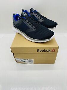 Reebok Men's PT Prime Runner 3.0 Shoes Running Sneaker Black Navy Blue