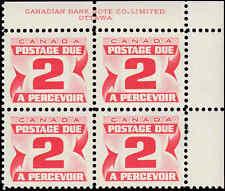 Scott # J22 - 1967 - ' Postage Due '; 20 x 17mm (Upper Right)