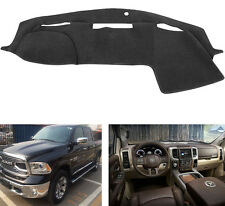 For 2011-2016 DODGE RAM 1500 2500 3500 Dashmat Dashboard Mat Dash Cover Carpet