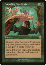 1X FOIL Saproling Symbiosis MTG Magic the Gathering INVASION 209/350