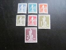 GERMANY/BERLIN 1949 SC# 9N35-41 STEPHAN(UPU) SET CERTIFICATE SCHLEGEL MNH $750+