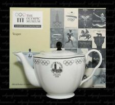 Teapot Boxed Wedgwood Porcelain & China