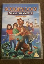 SCOOBY DOO CURSE OF THE LAKE MONSTER LIVE ACTION MOVIE DVD KIDS