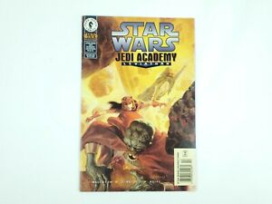 JEDI ACADEMY Leviathan Issue 4 of 4 Dark Horse Comics Star Wars Lucas Books