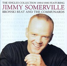 JIMMY SOMERVILLE : THE SINGLES COLLECTION 1984-1990 / CD - TOP-ZUSTAND