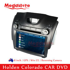 8 inch Car DVD GPS Navigation head unit  Player Radio For Holden Colorado s10