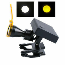 5w Wireless Dental Led Surgical Headlight With Optical Filter Binocular Loupe Ce