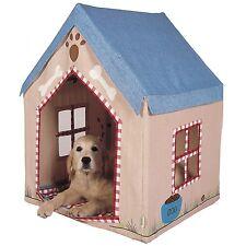 GRANDE Tessuto portatile Dog House/cuccia, insieme al pavimento Trapunta da WIN Green * Pet Bed