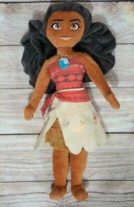 "Feld Ringling Brothers Plush Disney Moana Stuffed Doll Toy Princess 18"""