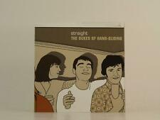THE DUKES OF HANG GLIDING STRAIGHT (H1) 3 Track CD Single Picture Sleeve SNOWSTO