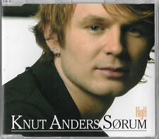 "Knut Anders Sorum ""High"" Eurovision Norway 2004 2 track"