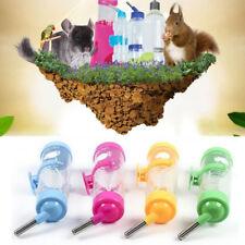 125ml Dispenser Rabbit Hamster Dringking Water Bottle Pet Parrot Small Animal