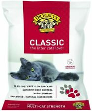New listing Dr.Elsey's Ultra Premium Clumping Cat Litter 99.9% Dust Free Odor Control 40Lb