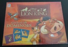 Disney's THE LION KING Circle of Life Dominoes NEW Game 2003 Sealed FREE SHIP