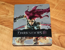 Darksiders 3 III Rare Steelbook Size G2 Xbox One PS4 ... NO GAME INCLUDED