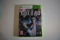 killer is dead limited edition limitée xbox 360 xbox360 neuf sous blister