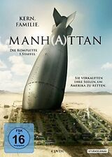 4 DVD-Box ° Manhattan ° Staffel 1 ° NEU & OVP