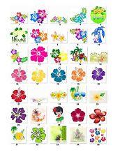 30 Personalized Return Address Labels Hawaii Flowers Buy 3 get 1 free