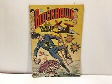 Quality Blackhawk Comic #86 G/VG