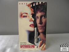 Love is a Gun VHS Eric Roberts, Kelly Preston, Eliza Roberts, R. Lee Ermey