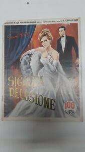 Rivista I Romanzi di Grand Hotel n. 129 -1967 - Signora Delusione