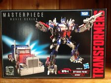 Takara/Hasbro Transformers Movie Masterpiece MPM-4 Optimus Prime Toys R Us MISB
