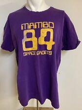 Vintage MAMBO 84 Space Cadets Purple T Shirt XL Punk