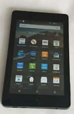 Amazon Fire HD 7 4th Generation Tablet 2014 SQ46CW 8GB WiFi 7in Black  #B73