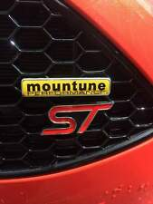 Ford Focus Fiesta ST RS Mountune Grille Badge kit MP MR Performance Tuning #E