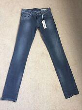Diesel femme grupee 0667P super skinny low jeans stretch W25 L32 bnwt (906)