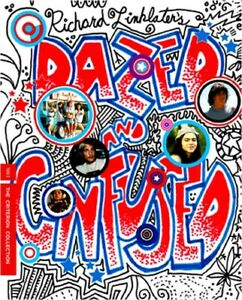 DAZED AND CONFUSED - CRITERION COLLECTION BLU-RAY [UK] NEW BLURAY