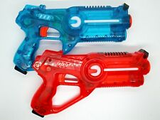 2 'Power Your Fun' Infrared Tag Guns (Mint Condition)