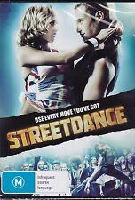 Street Dance StreetDance - Dancing Movie DVD R4