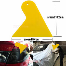 Bid 1PC Car Film Sticker Vinyl Wrap Tint Applicator Install Tool Scraper CRAW