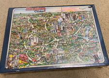 SEALED - Vintage Houston Jigsaw Puzzle - 500+ PIECES - BUFFALO GAMES