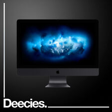 Apple iMac Pro 27 Inch Retina 5K 3.2GHz Intel Xeon 8 Core 1TB SSD 32GB RAM Mac
