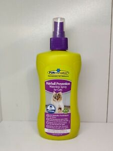 Hairball Prevention Waterless Spray for Cats 250ml